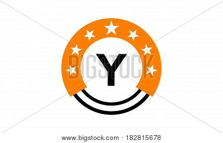 This vector describe about Star Union Initial Y