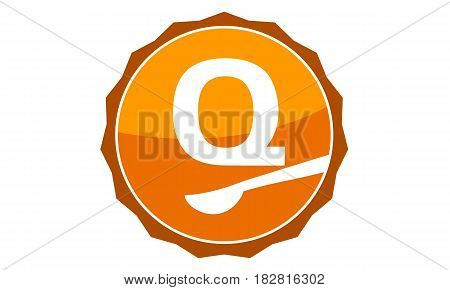 This Vector describe about Restaurant Letter Q