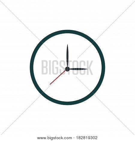 clock watch time icon vector illustration eps 10