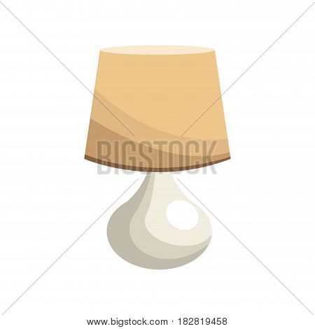 lamp furniture light electric vector illustration eps 10