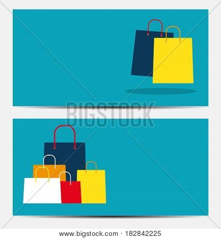 Gift Voucher Template For Your Business. Vector Illustration EPS10