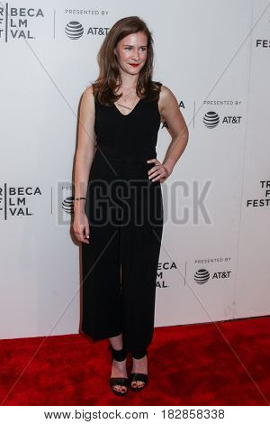 NEW YORK, NY - APRIL 20: Gwendolyn Ellis attends 'Genius' Premiere during the 2017 Tribeca Film Festival at BMCC Tribeca PAC on April 20, 2017 in New York City