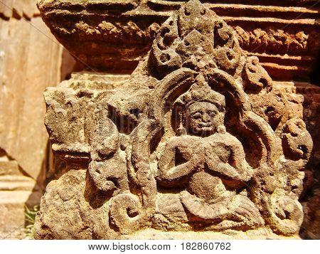 Angkor Wat - Banteay Srei Temple Nb. 14