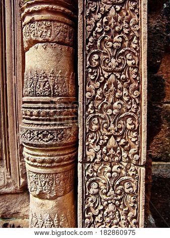 Angkor Wat - Banteay Srei Temple Nb. 29
