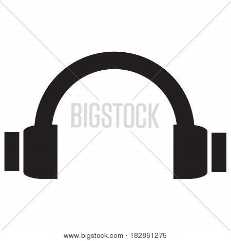 headphones icon  Computer Icon MP3 Player Vector Music Headset Noise