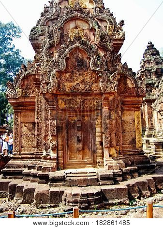Angkor Wat - Banteay Srei Temple Nb. 58