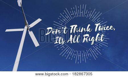 Positive Thinking Optimistic Attitude Mindset