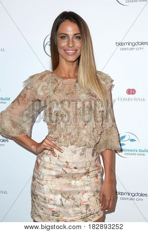 LOS ANGELES - APR 20:  Jessica Lowndes at the 2017 Women's Guild Cedars-Sinai Annual Spring Luncheon at the Beverly Wilshire Hotel on April 20, 2017 in Beverly Hills, CA