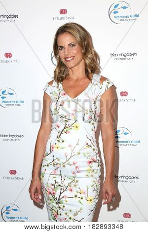 LOS ANGELES - APR 20:  Natalie Morales at the 2017 Women's Guild Cedars-Sinai Annual Spring Luncheon at the Beverly Wilshire Hotel on April 20, 2017 in Beverly Hills, CA