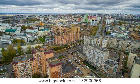 Ufa - the capital of Bashkortostan, where they drink mare's milk and go to work on horseback