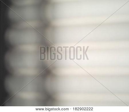 Shadow Of Window Blind