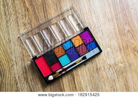 Palette Of Face Powder
