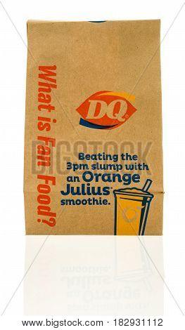 Dairy Queen Bag