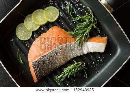 Salmon Pan