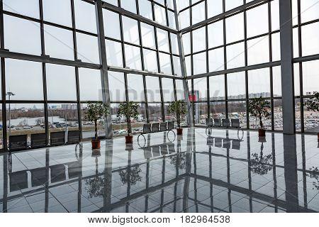 Giant Panoramic Windows