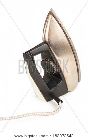 old electric iron
