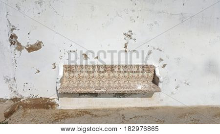 Seats On A Wall