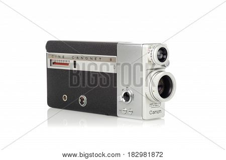 8Mm Movie Camera