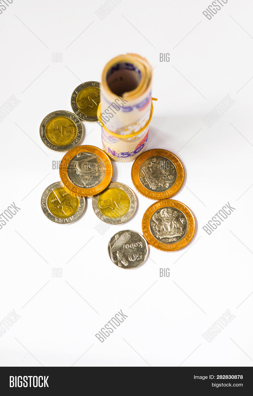 Nigerian Currency - Image & Photo (Free Trial) | Bigstock