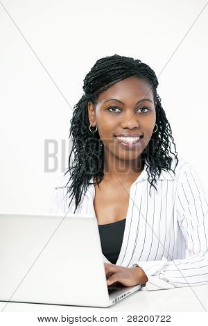 Elegant Female Executive