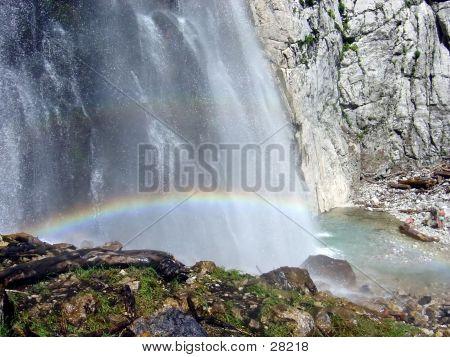 Waterfall's Rainbow