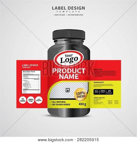 Label Design 105