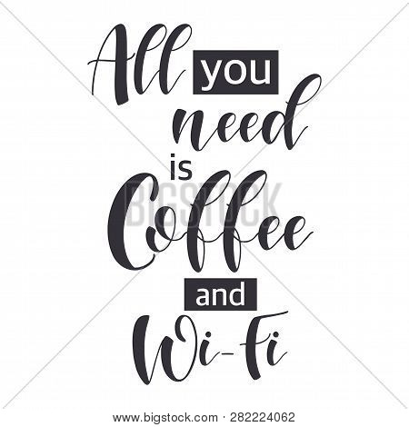 coffee quotes all vector photo trial bigstock