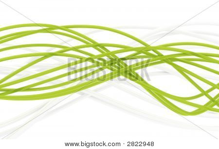 Fibre-Optical Green Cables