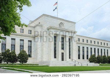 Federal Reserve - Washington DC United States of America
