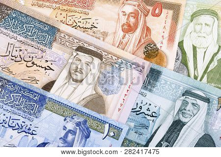 Jordanian Dinar, A Business Background With Jordanian Money