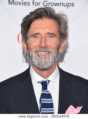 LOS ANGELES - FEB 04:  Matt McCoy arrives for AARP's Movies For Grownups Awards 2019 on February 4, 2019 in Beverly Hills, CA