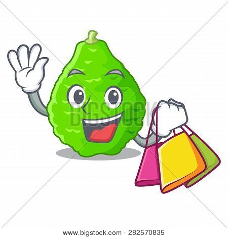 Shopping Kaffir Lime Slices On Cartoon Plate