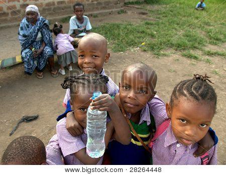 Usa village, near Arusha, Tanzania, December 20,2011