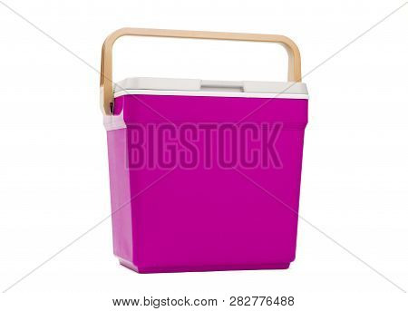 Cooler Box Isolated