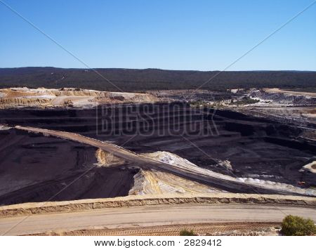 Open Cut Mine