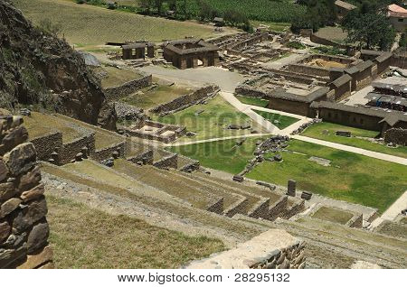 Castle Of Inka
