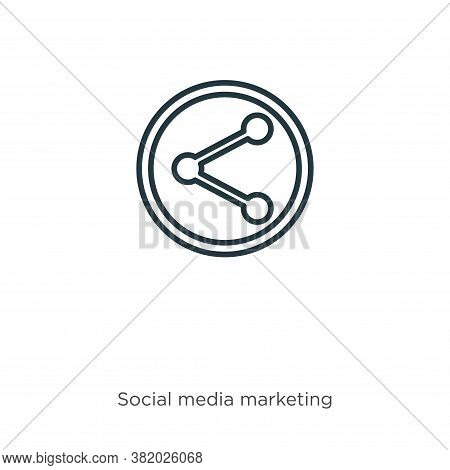 Symbol icon isolated on white background from social collection. Symbol icon trendy and modern Symbo