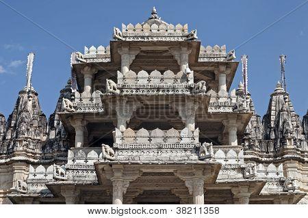 Jain Temple, India