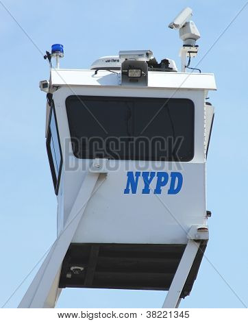 NYPD Sky Watch platform