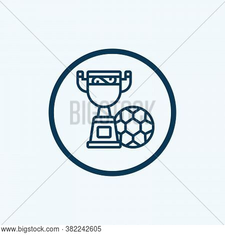 Winner Icon Isolated On White Background From User Interface Collection. Winner Icon Trendy And Mode