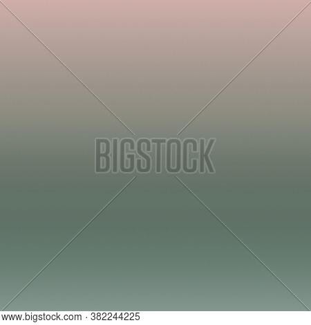 Muted Greens And Pinks Background Gradient Soft Colors For Backgrounds, Scrapbook Paper. Graphic Des