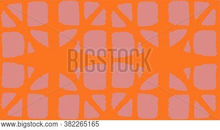 Japanese Tie Dye Seamless Pattern. Glamour Kimono Fabric. Boho Curve Shape Design Geometric Bohemian