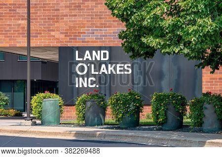 Land O'lakes Corporate Headquarters Exterior