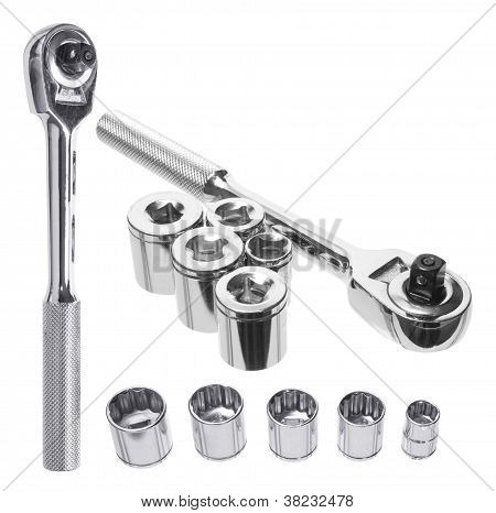 Socket Spanner Wrench