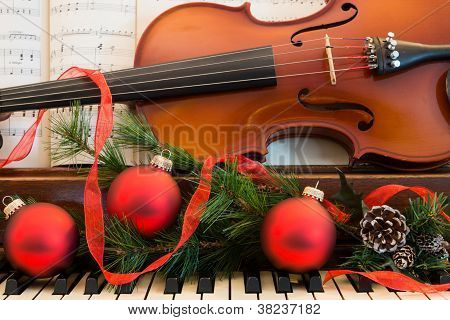 Music For The Holidays