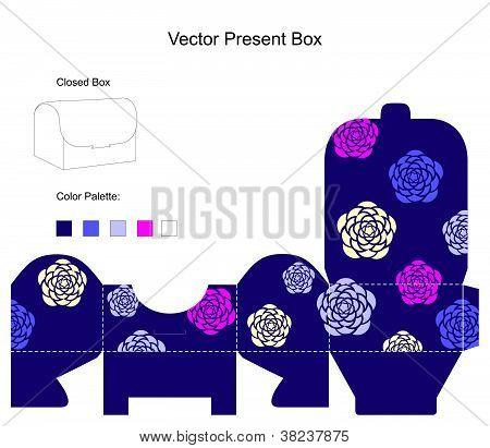 Vector Present Box