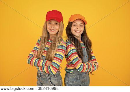 Family Look. Friendly And Happy Children. Stylish Children. Universal Childrens Day. Promote Interna