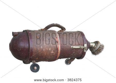 Old Vacuum Cleaner
