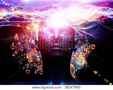 die Flucht der digitale Wissenschaft
