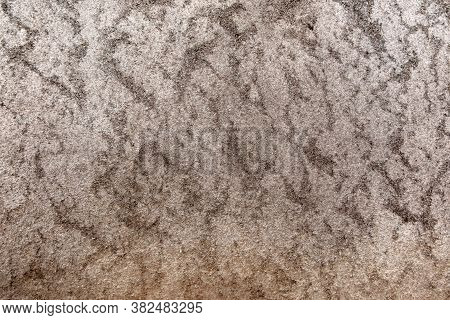 Old Light Wooden Background. Grunge Chipboard Texture In Streaks And Cracks.